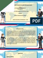 Analisis Indicadores de La Dfi en Los Paises
