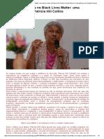 Liderança Feminina No Black Lives Matter_ Uma Leitura a Partir de Patricia Hill Collins