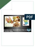 Enfermedades Transmitidas Por Alimentos de Origen Viral (Autoguardado)