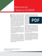 VIH Sida ITS en Ecuador MSP