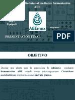 producción de solventes