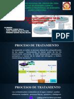Trasnporte de Contaminantes en El Agua y Tratamiento