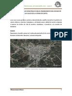 Analisis Del Mal Estado-calles-chota