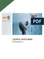 BEHR AC Fuellmengenhandbuch2012