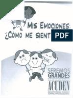 Como Identificar Emociones (1)