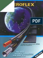 AEROFLEX Catalogue With Stamp