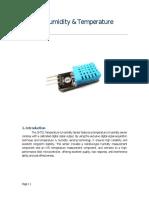 Datasheet DHT11