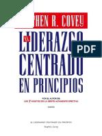 EL LIDERAZGO CENTRADO EN PRICIPIOS.docx