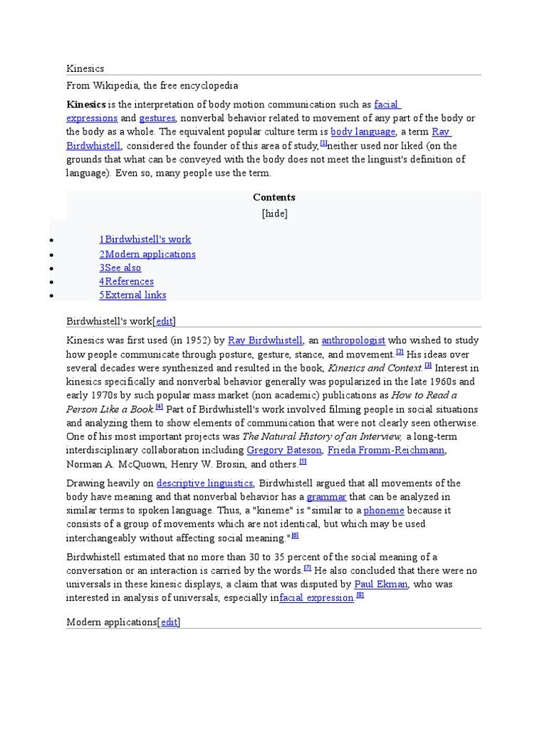 3 Kinesics Doc Linguistics Cybernetics Prueba Gratuita De 30 Dias Scribd Monochronic culture vs polychronic culture; scribd
