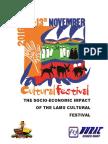 Economic Impact of Lamu Cultural Festival 2016