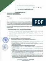 Normas Para Pedir Licencia Educacion Peru