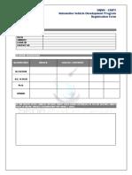 CRIPT Registration Form