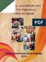 Profil Kesehatan Kota Padang Tahun 2015