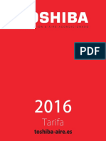 201706 Toshiba Tarifa Reducida Aire