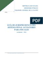 Guía de Jurisprudencia Del SPA 2016