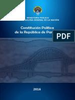 Constitucion Politica de PanamáCon Indice Analítico