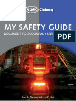 NLMK Safety Guide 2012 Copyright2