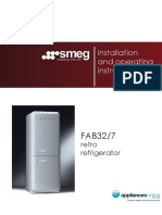 Smeg Product Manual