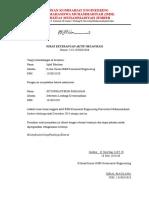 Surat Ket Aktif Imm