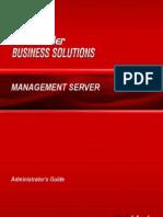 Bit Defender Management Server Ad Mins Guide v3 En
