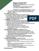 LECCION 12 EL DIA DEL SEÑOR.doc