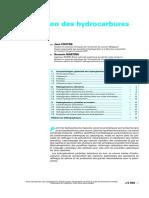 Hydrogénation Des Hydrocarbures