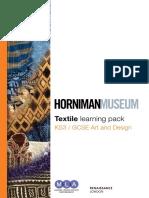 Horniman Textiles