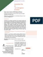 Periodontal Menegement of Endodontic Perforation