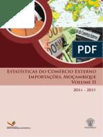 Comercio Externo Importacao 2016