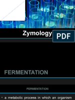 Zymology