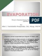 -EVAPORATIONp
