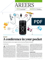A Conference in Your Pocket
