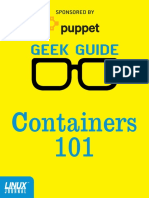 GeekGuide Puppet Containers101