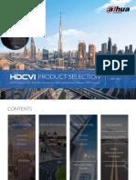 2017 V2 HDCVI Products Selection