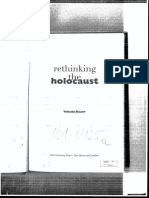 1_Yehuda Bauer - Rethinking the Holocaust