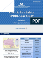 Case Study of Utilities to Ensure Electrical Safety Worthinessof Domestic Installations_NK_TPDDL