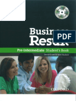 Business Result Pre-Intermediate Student's Book
