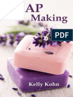 Soap Making - Kelly Kohn (CreateSpace, 2012)