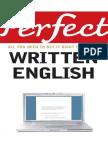 13083105 Perfect Written English