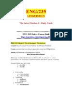 ENG 235 Week 2 Phonology Exercise Worksheet.doc