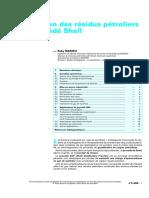 Gazéification des résidus pétroliers par le procédé Shell.pdf