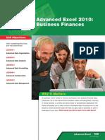 Unit 2 Advanced Excel