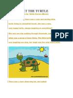 Margaret the Turtle