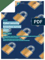 Cyber Security Breaches Survey 2017 Main Report PUBLIC