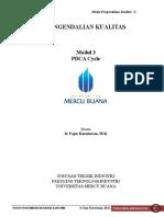 PENGENDALIAN_KUALITAS_Modul_3_PDCA_Cycle.doc