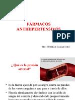 Antihipertensivos CLASES (1)