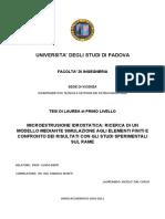 Tesi Triennale Micro Estrusione-Nicolò Dal Corso