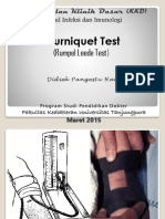 5. Tourniquet Test (Rumpel Leede Test) by Dr.didiek