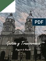 Plan de Desarrollo 2016-2019 - Municipio de San Bernardo