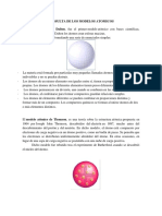 Consulta de Los Modelos Atomicos